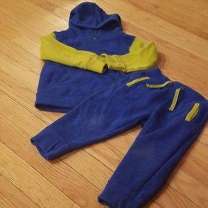 Sweatsuit - toddler boys